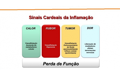 Inflamacao significados